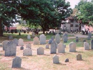 Burying Point Cemetery