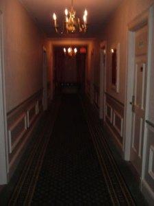 Hawthorne Hotel Hallway