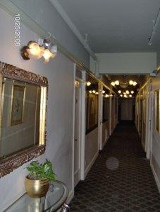 Hotel San Carlos Hallway