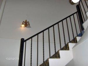 Hotel San Carlos Stairs