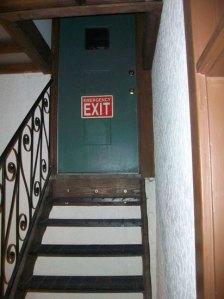 Staircase in Bisbee Inn/Hotel LaMore