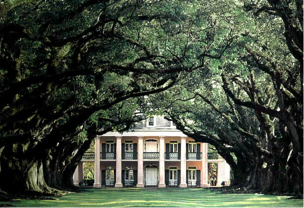 Plantation the witching hour for Southern homes louisiana