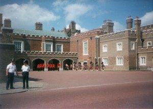St. James Palace - Changing Guard1