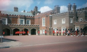 St. James Palace - Changing Guard2