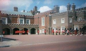 St. James Palace - Changing Guard2