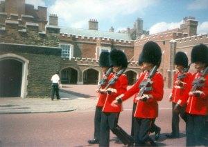 St. James Palace Guards