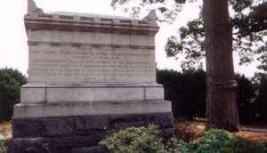 Civil War Grave