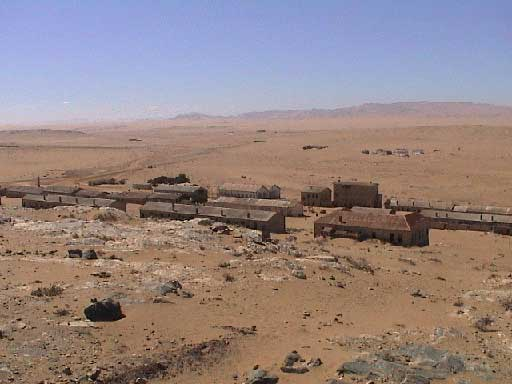 Ghost Towns: Kolmanskop, Namibia | The Witching Hour