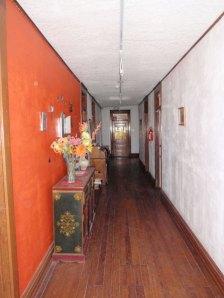 Oliver House Hallway
