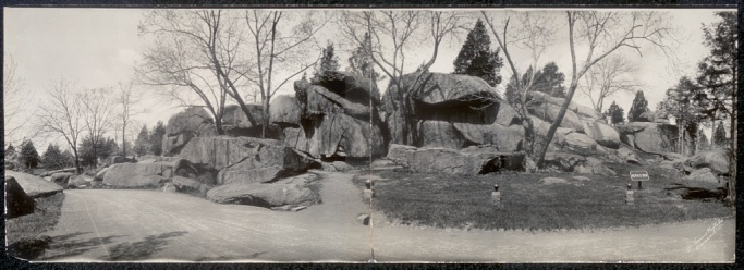 Devils Den, Gettysburg, PA (c1909)