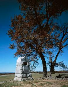 The Angle, Gettysburg, Pennsylvania