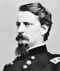 Major General Winfield Scott Hancock
