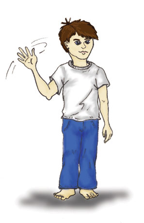 """""""Todd"""" as drawn by Jadewik."""
